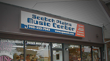 SP Music Store Front